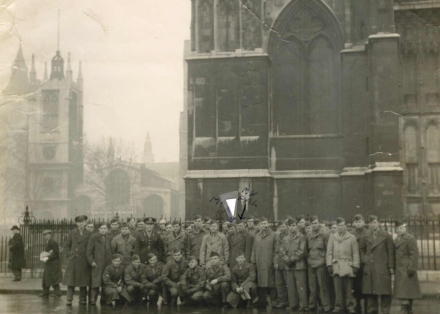 253rd Co C at Westminster, London Fall 1944.jpg