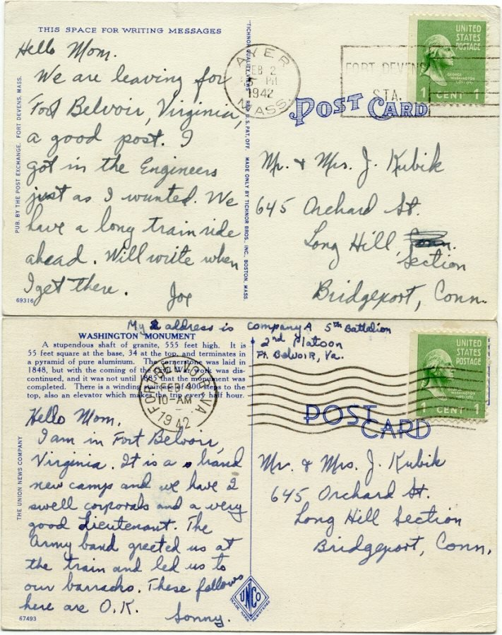 postcards Feb 1942.jpg