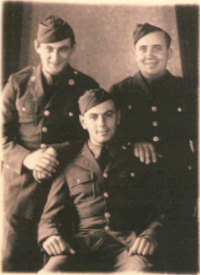 George Sabol pic with Dad Iceland 1942.jpg