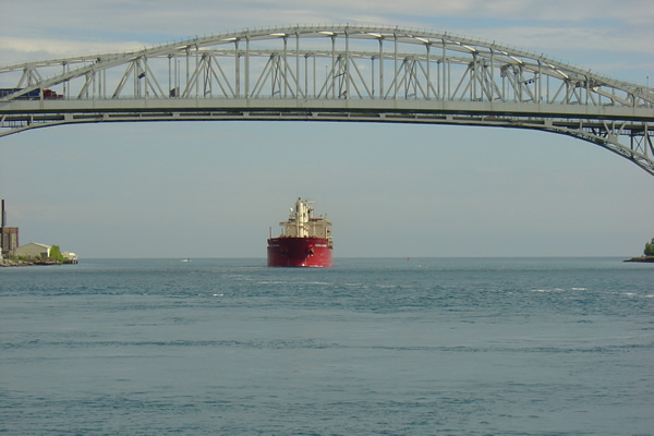 Blue Water Bridge - Port Huron