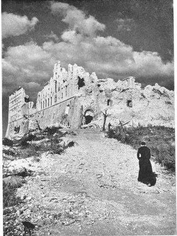The Abbey at Cassino