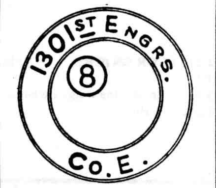 1301st G.S. Engineer Reg Crest Co E