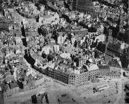 munich from air-19451