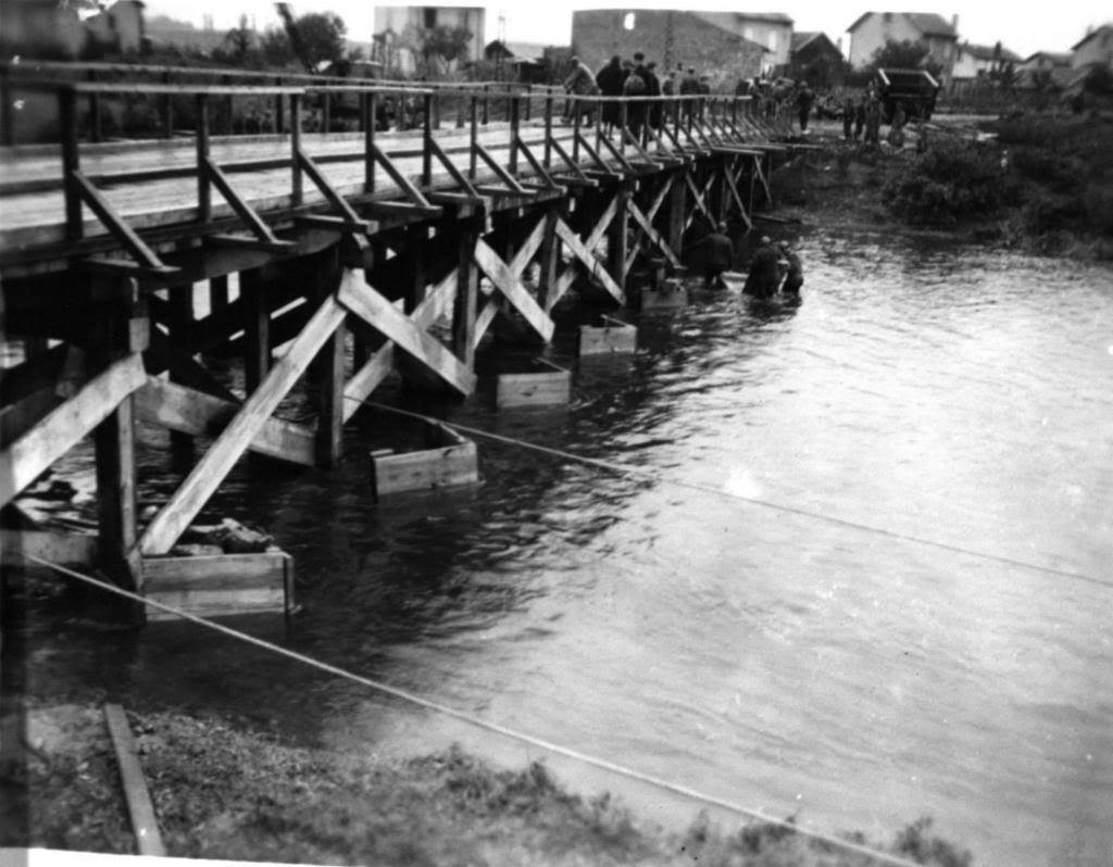 Bridge at Luneville, Company A and 163rd Engineers - 6 of 8.jpg