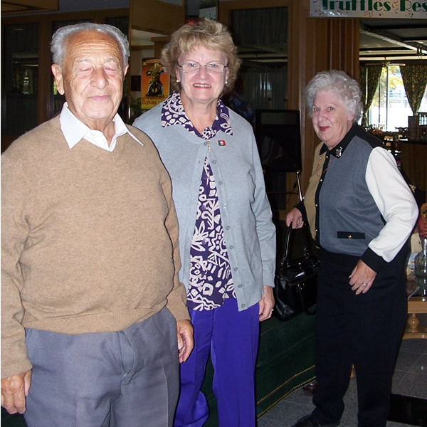Vito & Helen Cupertino and Marguerite Zappitello
