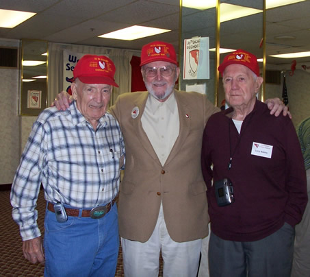 Art Cook, Tom Nokes and Larry Babine
