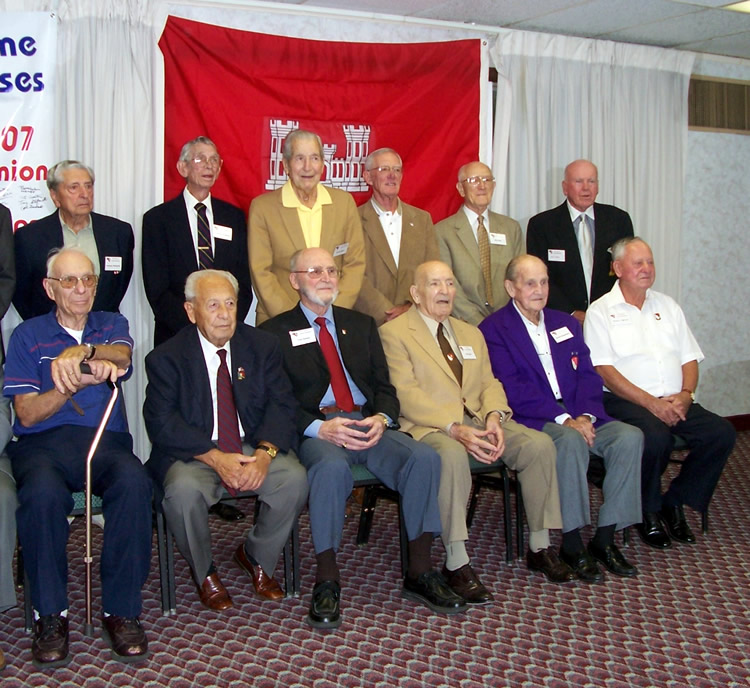 36th Engineers 2007th Reunion