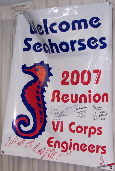 Welcome Seahorses