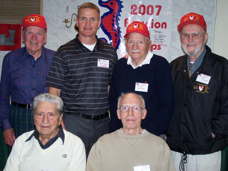 36th Engineers - Reunion 2008 - past and present